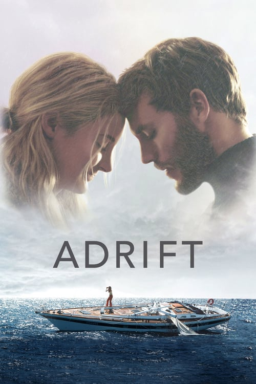 "Poster for the movie ""Adrift"""