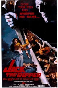 "Poster for the movie ""Jack the Ripper"""