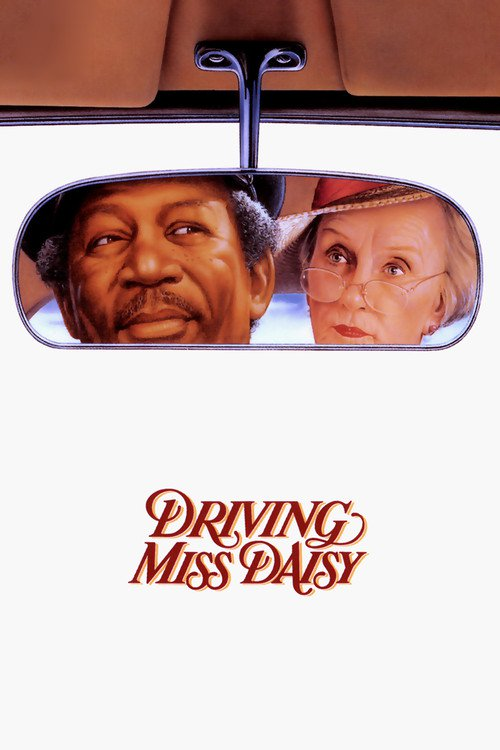 """Poster for the movie """"Driving Miss Daisy"""""""