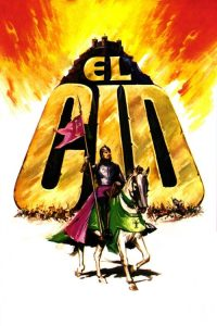 "Poster for the movie ""El Cid"""