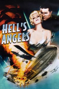 "Poster for the movie ""Hell's Angels"""
