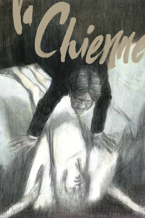 """Poster for the movie """"La Chienne"""""""