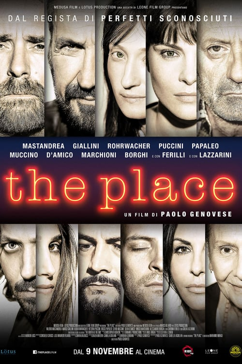 "Poster for the movie ""The Place"""