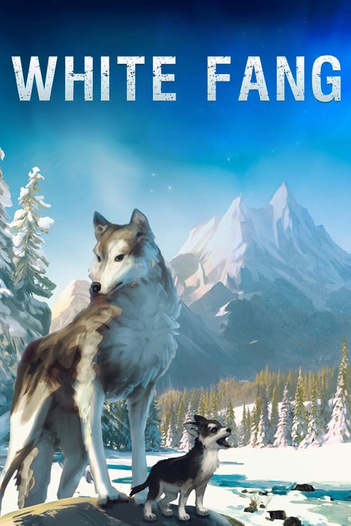 """Poster for the movie """"White Fang"""""""