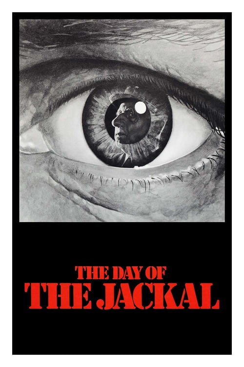"Poster for the movie ""The Day of the Jackal"""