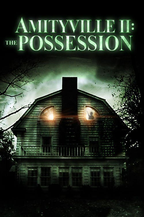 "Poster for the movie ""Amityville II: The Possession"""