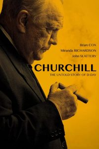 """Poster for the movie """"Churchill"""""""