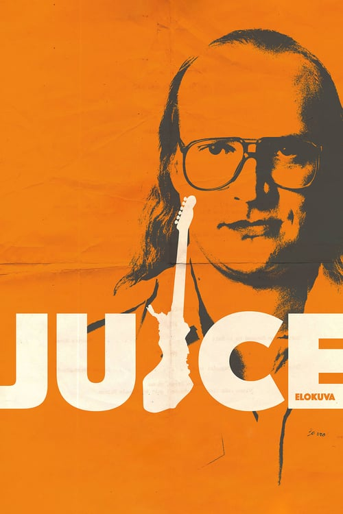 """Poster for the movie """"Ragged Life of Juice Leskinen"""""""