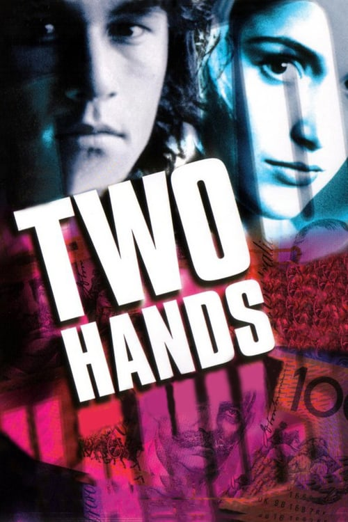 "Poster for the movie ""Two Hands"""