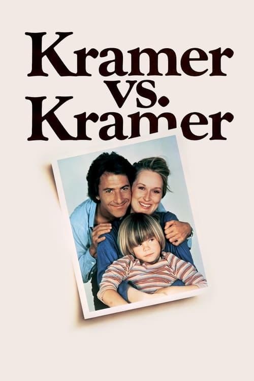 """Poster for the movie """"Kramer vs. Kramer"""""""