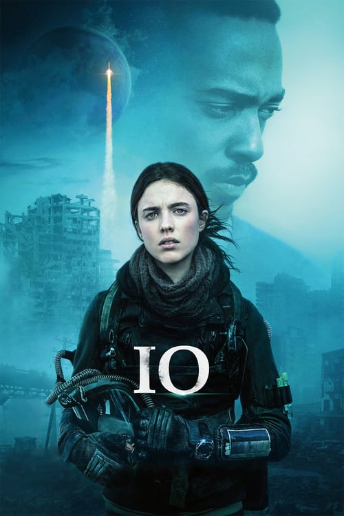 "Poster for the movie ""IO"""