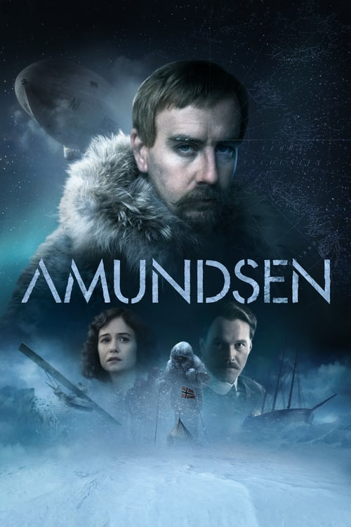 "Poster for the movie ""Amundsen"""