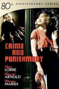 "Poster for the movie ""Crime and Punishment"""