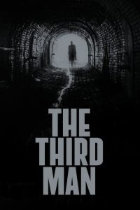 "Poster for the movie ""The Third Man"""