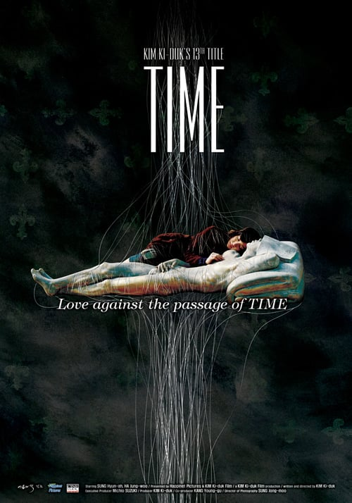 """Poster for the movie """"Time"""""""