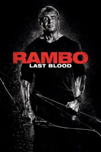 """Poster for the movie """"Rambo: Last Blood"""""""