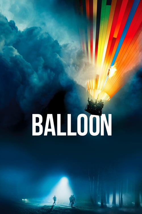 """Poster for the movie """"Balloon"""""""