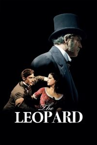 "Poster for the movie ""The Leopard"""