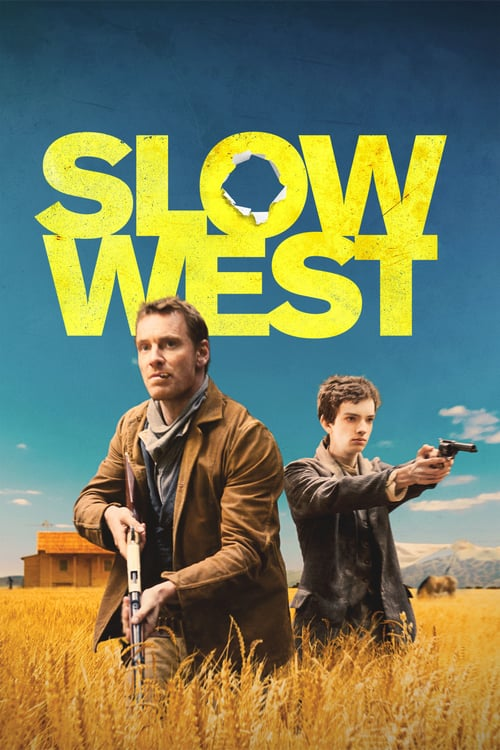 """Poster for the movie """"Slow West"""""""