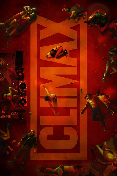 "Poster for the movie ""Climax"""