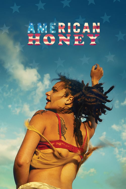 """Poster for the movie """"American Honey"""""""