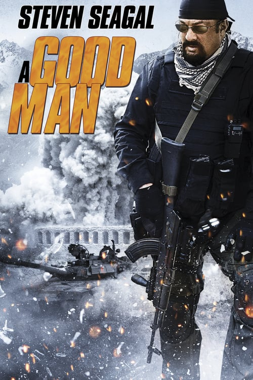 """Poster for the movie """"A Good Man"""""""