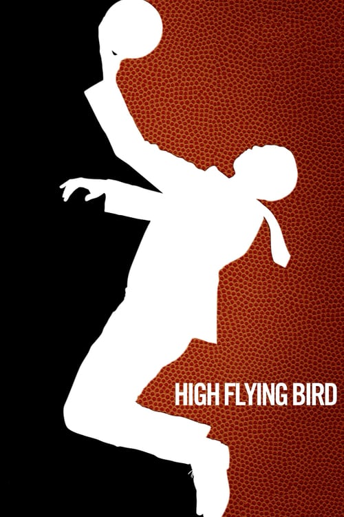 """Poster for the movie """"High Flying Bird"""""""