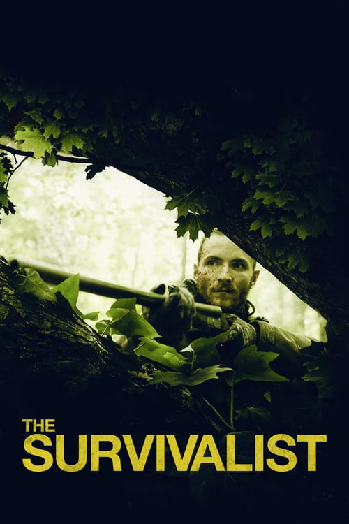 "Poster for the movie ""The Survivalist"""