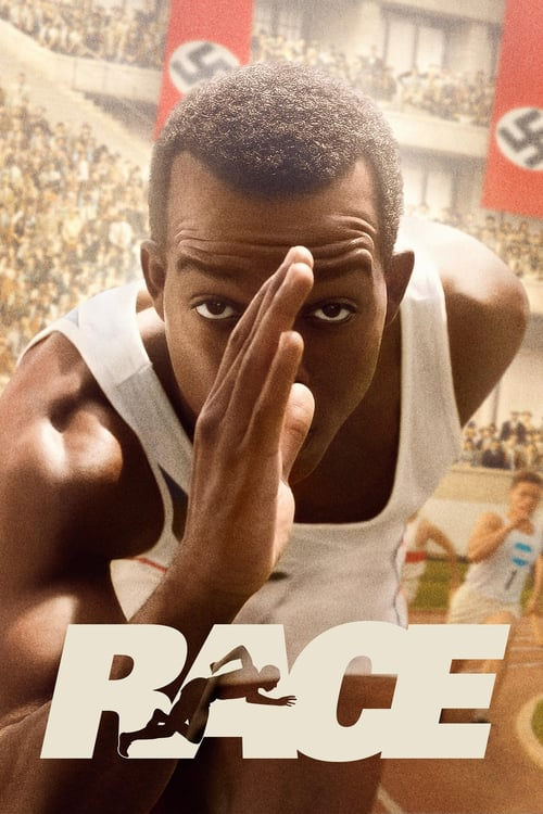 "Poster for the movie ""Race"""