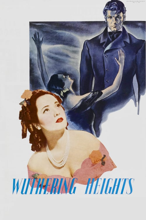 "Poster for the movie ""Wuthering Heights"""