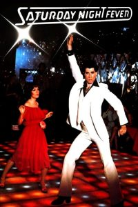 "Poster for the movie ""Saturday Night Fever"""
