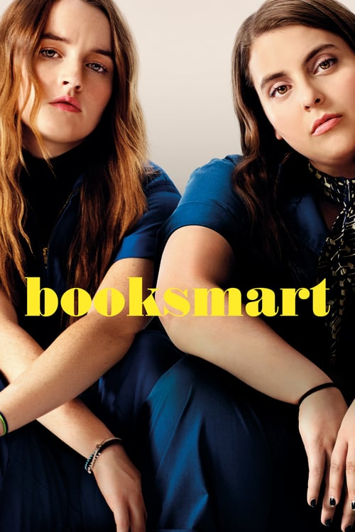 "Poster for the movie ""Booksmart"""