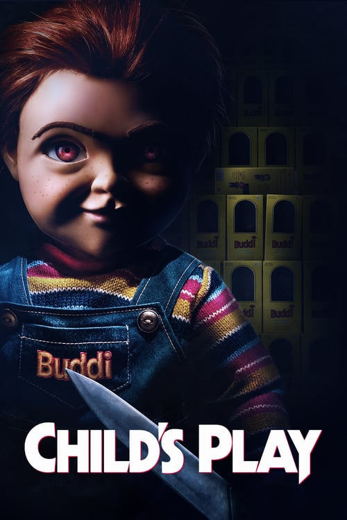 "Poster for the movie ""Child's Play"""