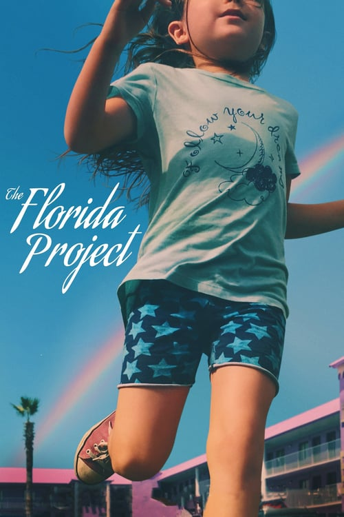 """Poster for the movie """"The Florida Project"""""""