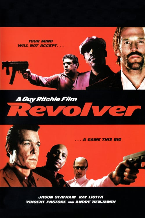 "Poster for the movie ""Revolver"""