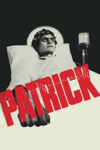 """Poster for the movie """"Patrick"""""""