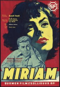 """Poster for the movie """"Miriam"""""""