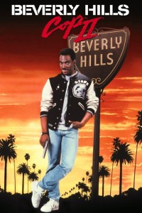 """Poster for the movie """"Beverly Hills Cop II"""""""