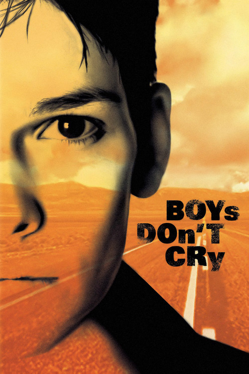 """Poster for the movie """"Boys Don't Cry"""""""