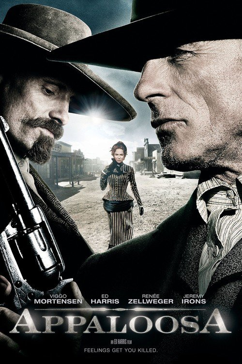 """Poster for the movie """"Appaloosa"""""""