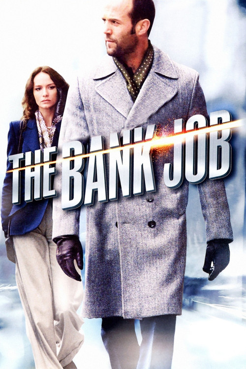 """Poster for the movie """"The Bank Job"""""""