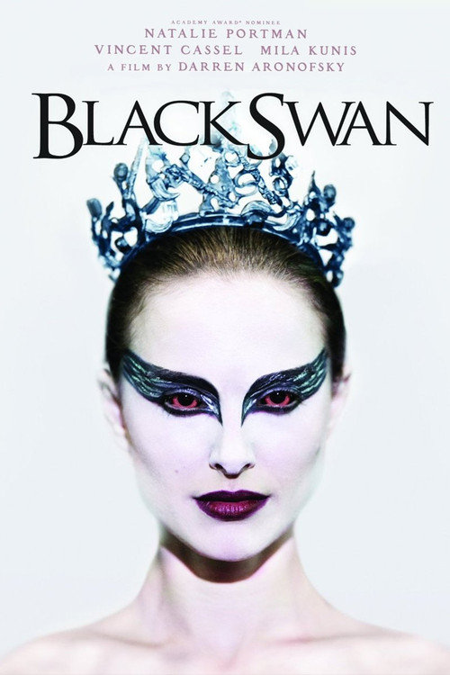 """Poster for the movie """"Black Swan"""""""