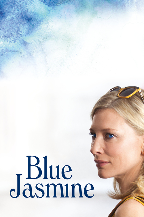 """Poster for the movie """"Blue Jasmine"""""""