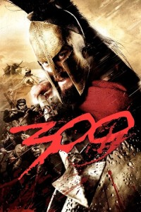 """Poster for the movie """"300"""""""