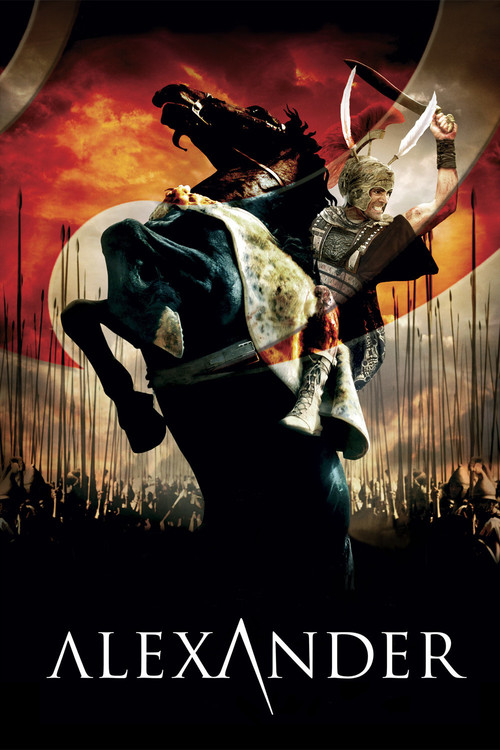 """Poster for the movie """"Alexander"""""""