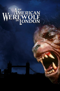 """Poster for the movie """"An American Werewolf in London"""""""