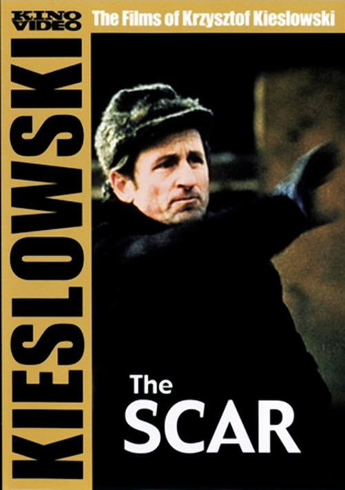 """Poster for the movie """"The Scar"""""""