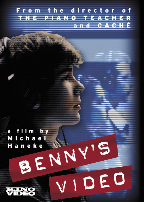"""Poster for the movie """"Benny's Video"""""""