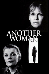"""Poster for the movie """"Another Woman"""""""