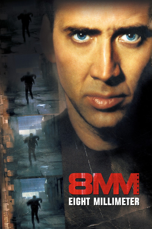 """Poster for the movie """"8MM"""""""